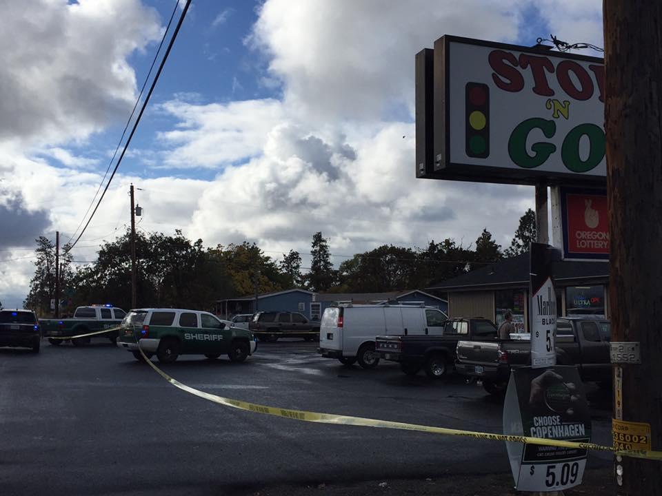 officials investigating fatal shooting at stop 39 n go in. Black Bedroom Furniture Sets. Home Design Ideas