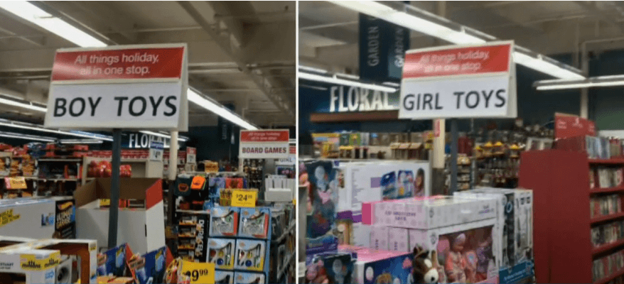 one portland area mother was taken aback at a fred meyer last week when she saw gender specific signs above new holiday toy displays - Fred Meyer Christmas Hours
