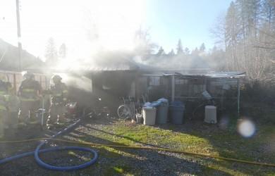 0208 Jo Co structure fire