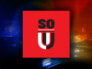 SOU Police lights