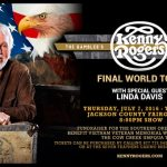 Kenny Rogers coming to the Rogue Valley
