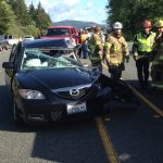 Fatal accident south of Brookings