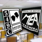 Tentative agreement between Medford School District and MEA