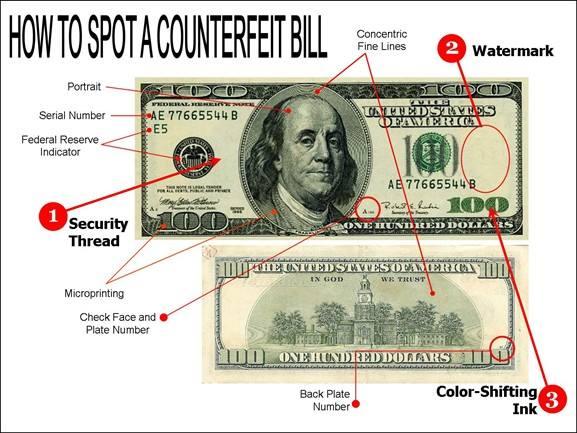 Counterfeit bills in the Rogue Valley - KOBI-TV NBC5 ...