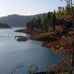 Lake Shasta trashed