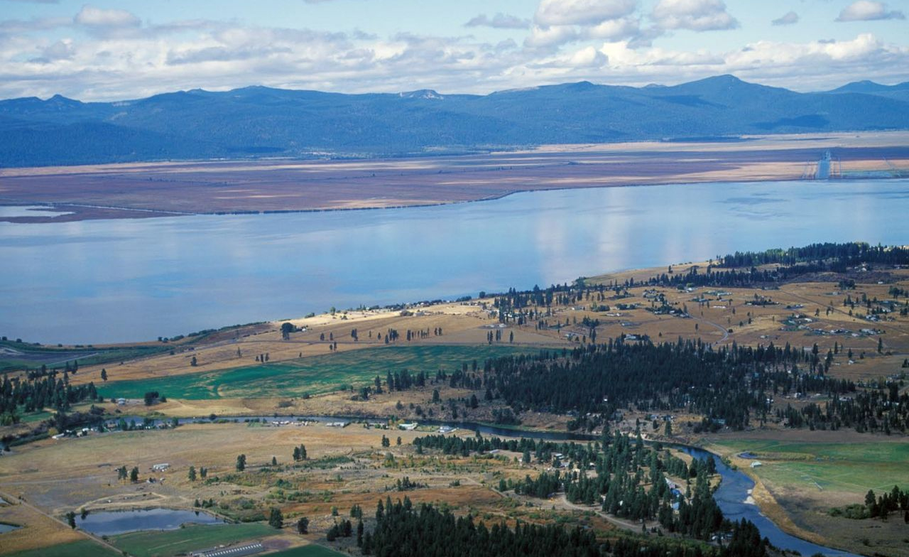 Drought classification lifted for Klamath County - KOBI-TV ...