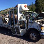 Cascades East staff injured in Copco bus crash