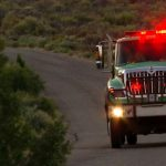 Nevada's Lovell Canyon Fire grows