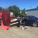 Taco truck crash