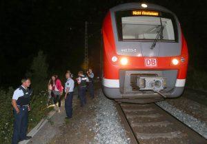 0718 German Train