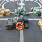 U.S. Coast Guard seizes $100 million worth of cocaine