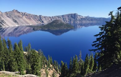 CRATER LAKE PIC NW