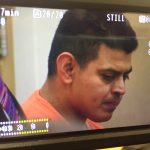Edwin Lara appears in court