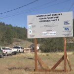 North Ridge asbestos cleanup underway