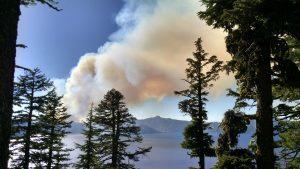 0802 Bybee Creek Fire