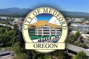 0805 City of Medford logo