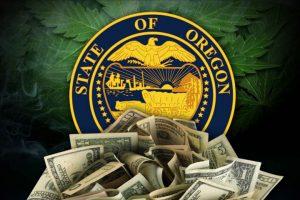 0822 Oregon pot revenue