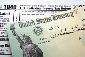 0823 tax refund check 1040
