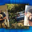 Crash near Talent sends man & puppy to the hospital