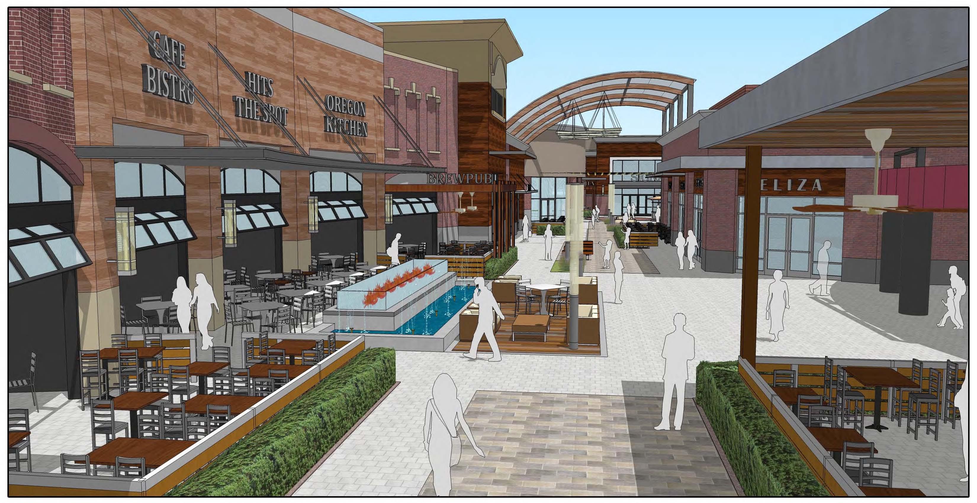 medford center renovation plans revealed kobi tv nbc5