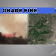 Grade Fire 5% contained, residents returning to burned homes