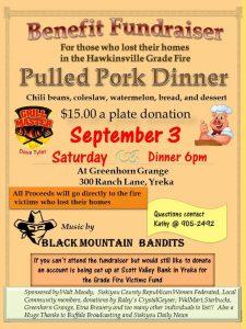 0901 Grade Fire Fundraiser