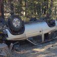 Fatal rollover crash near Bonanza