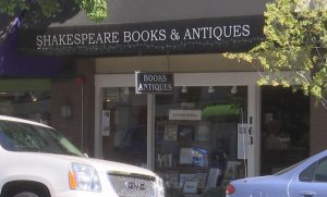 0901 Shakespeare Books and Antiques