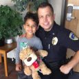 5-year-old afraid of police tours Central Point P.D.