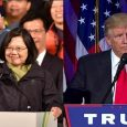 Donald Trump speaks with Taiwan's President