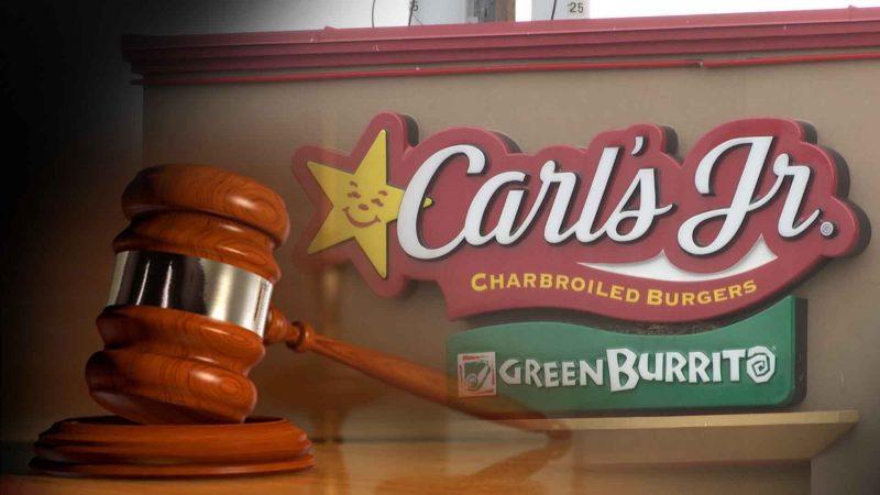 Medford Woman Sues Carl S Jr Kobi Tv Nbc5 Koti Tv Nbc2