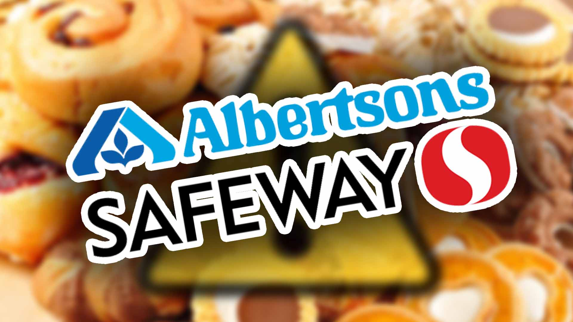Albertsons Safeway recall bakery products over possible Salmonella