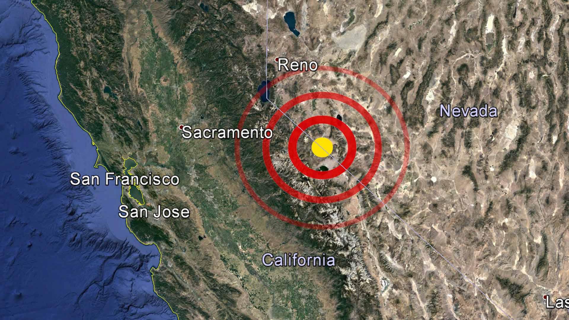 Series of earthquakes shakes near the OregonNevada border KOBITV