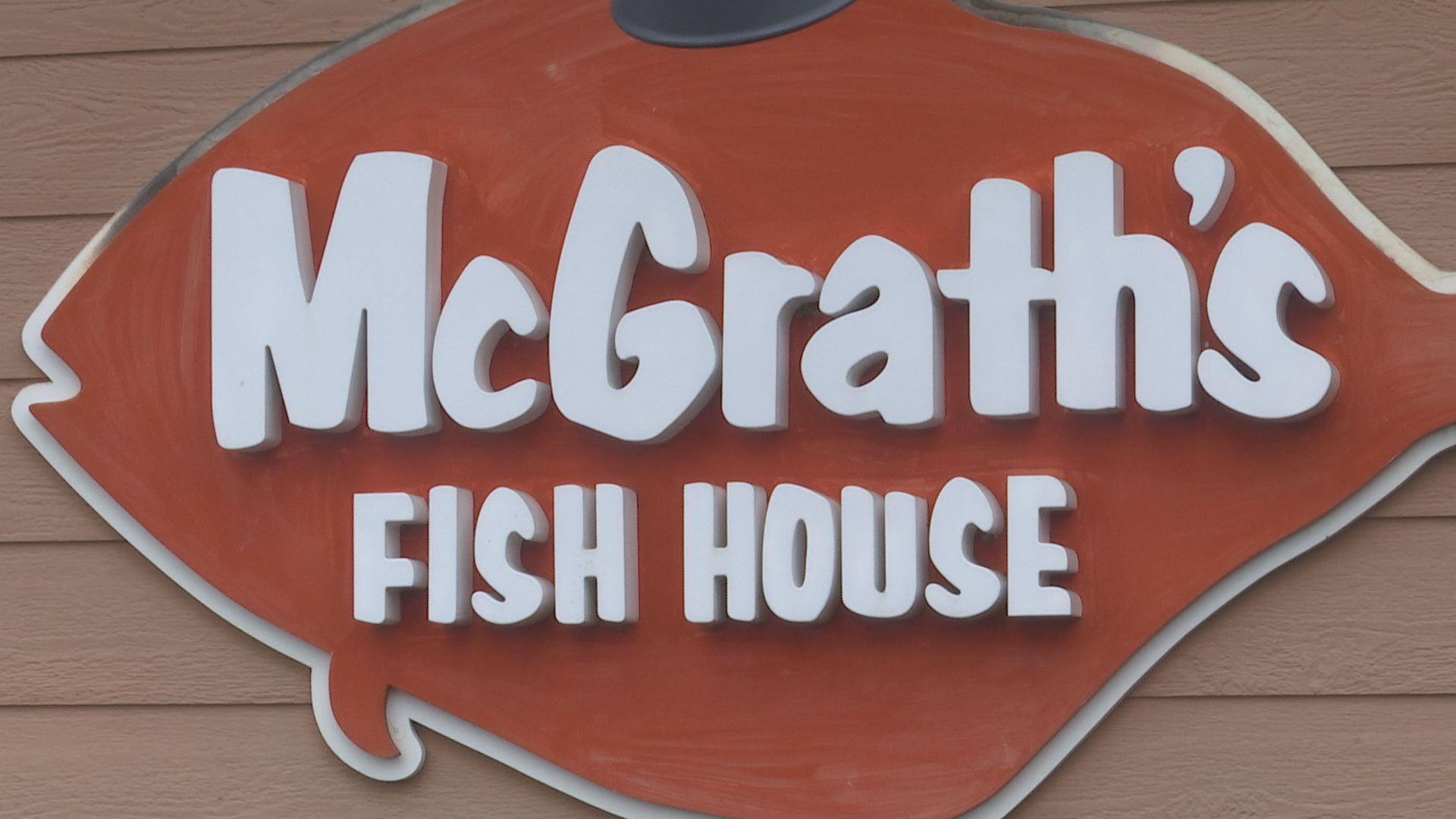 Mcgrath 39 s fish house broken into kobi tv nbc5 koti tv nbc2 for Mcgraths fish house