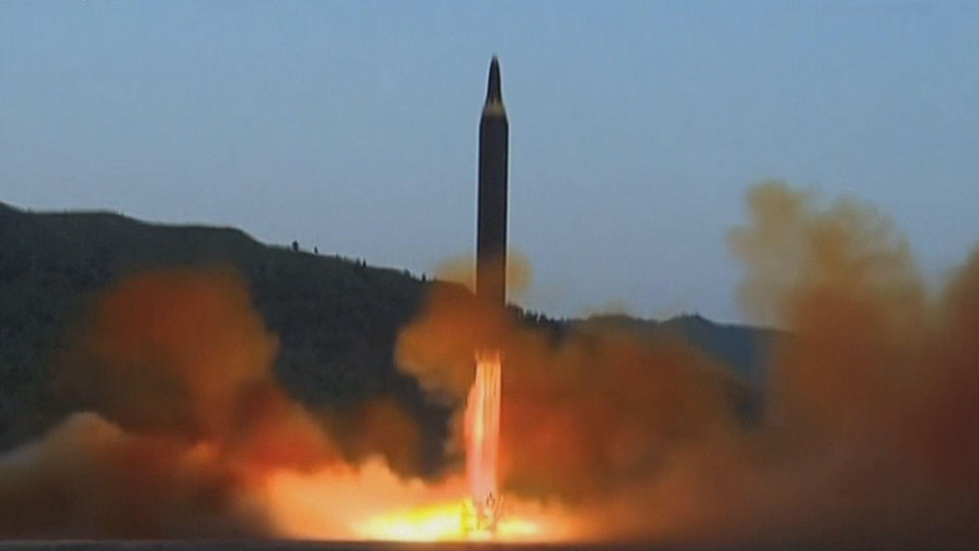 North Korea: Ballistic missile test successful - KOBI-TV ...