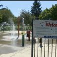 Splash pads are up and running in Medford