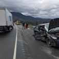 Wet conditions may have contributed to I-5 crash