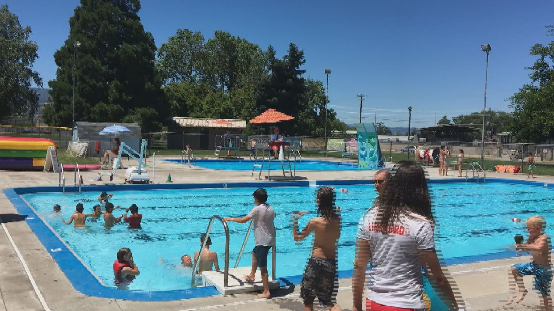 medford 39 s only public pool now open kobi tv nbc5 koti tv nbc2