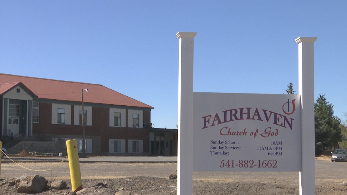 Church In Klamath Falls Seeks Funding Help With Roof