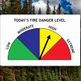 Fire danger on ODF-protected land decreases