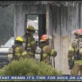Old Grants Pass Rural Fire building burns down and alleged arsonist named