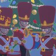 Magical Christmas murals in Grants Pass