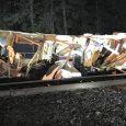 No injuries in RV, train collision
