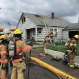 Central Point house fire displaces six
