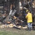 Families grieve over homes lost to fire