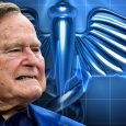 Former President George H.W. Bush in intensive care
