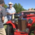 Show and Shine in Klamath Falls