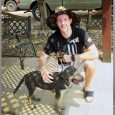 Firefighter injured in Klamathon Fire adopts displaced dog