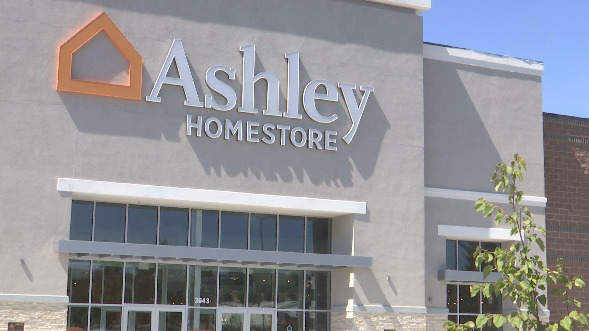 Ashley Homestore Logo Todoityourself Com