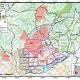 """USFS: Miles Fire continues to be """"active"""""""